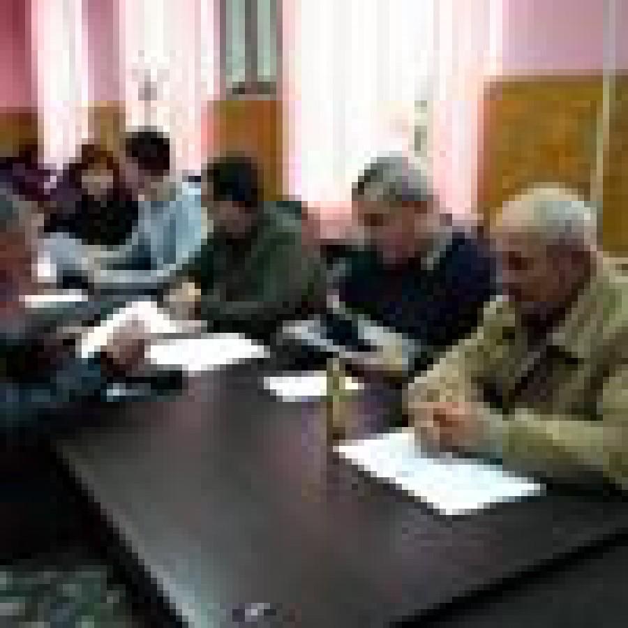 Ședința ordinară a Consiliului local